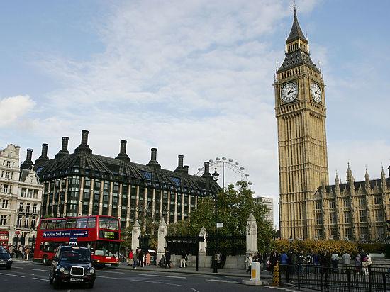В Лондоне активисты захватили особняк российского миллиардера