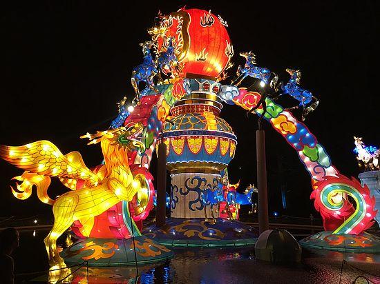 Китайский новый год Петуха несет опасность войн и революций