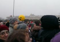 В Петербурге прошел митинг против передачи Исаакия РПЦ