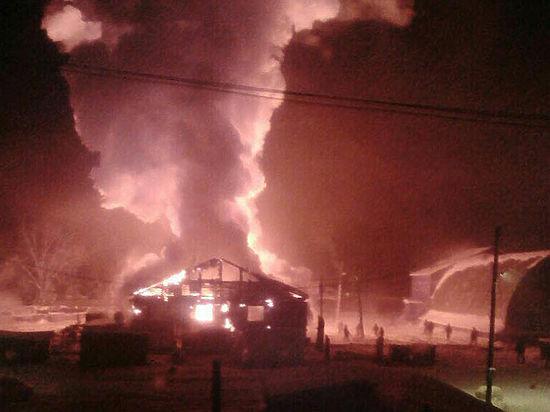 Ребенок заживо сгорел в Якутии