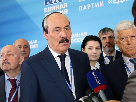 22 января в Москве состоялось пленарное заседание XVI съезда ВПП «Единая Россия», в ходе которого глава Дагестана Рамазан Абдулатипов был избран в состав ее Высшего совета