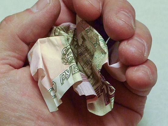 России не нужен крепкий рубль