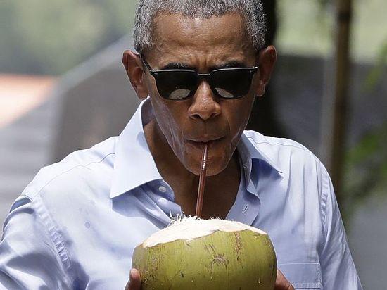 Обаму
