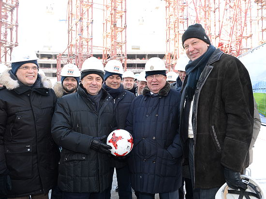 Виталий Мутко протестировал Нижний Новгород на мундиаль