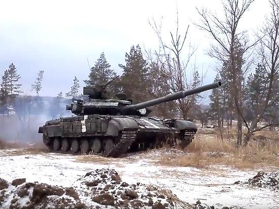 Украинские танки из Авдеевки могут штурмовать Донецк
