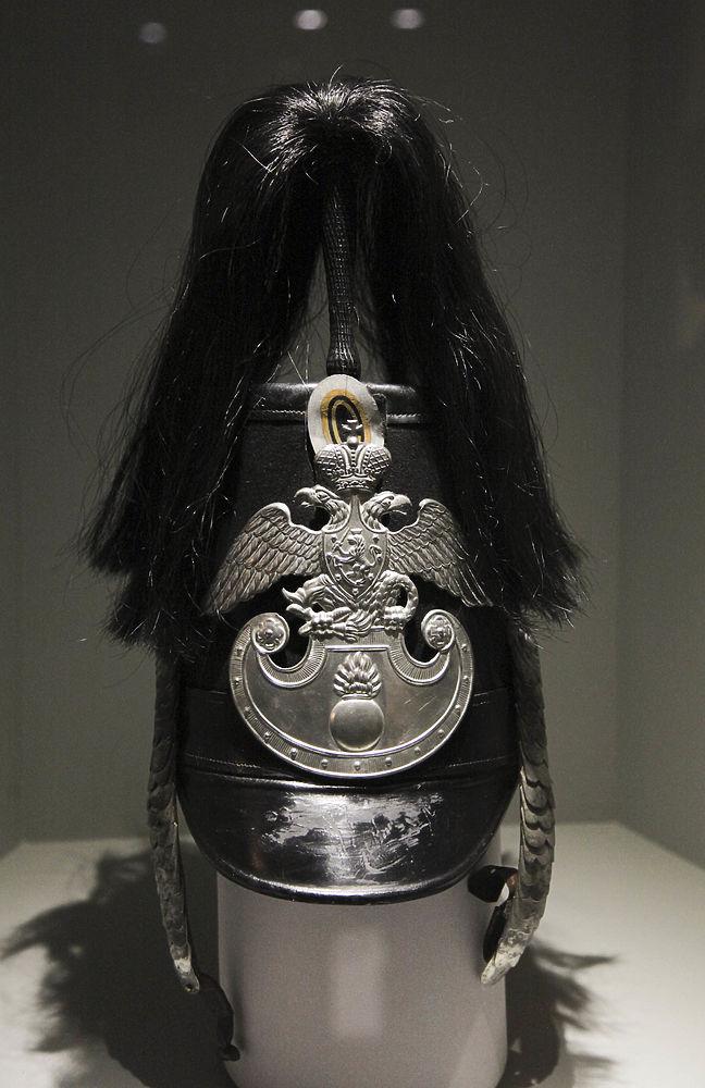 На выставке старинных мундиров показали, что носили «металлисты» 220 лет назад