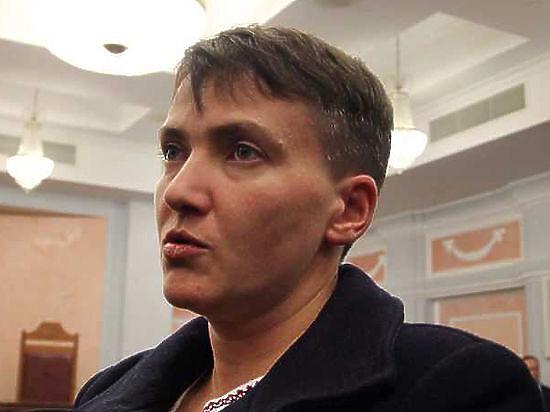 Не хочу, но могу: Савченко рассказала о планах стать президентом Украины