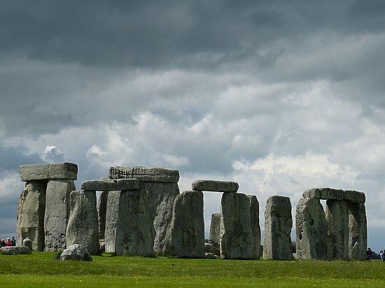 Речь идет о геоглифах, напоминающих знаменитое сооружение