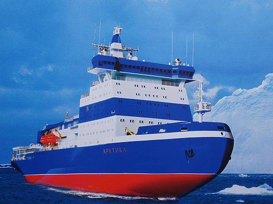 «ОКБМ Африкантов» поставит реакторы для ледоколов «Урал» и «Сибирь»