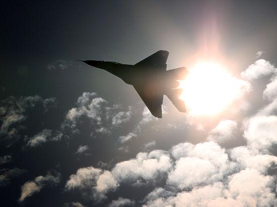 Британия выслала истребители на перехват российских стратегических бомбардировщиков