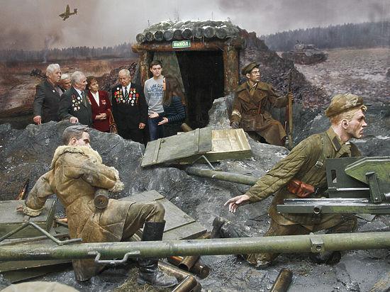 Панорама «Битва за Москву» «переедет» в музей школы №53 в Барнауле