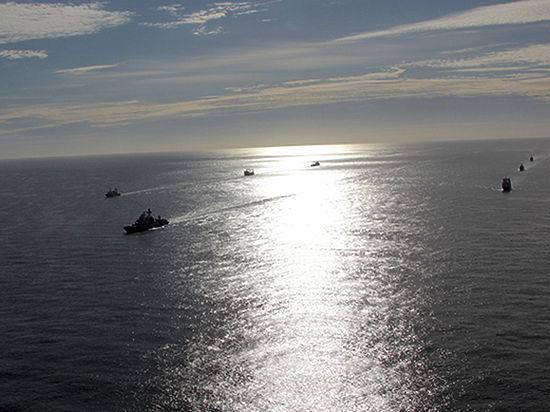 Российский разведывательный корабль связи был замечен близ восточного побережья США