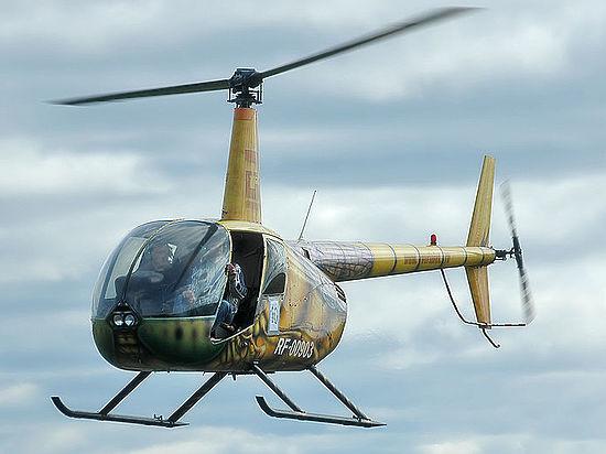 Эксперт: вертолет «Робинсон», судя по всему, унесло течением