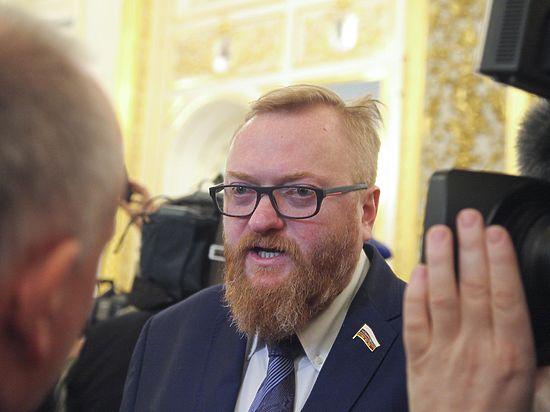 Ранее он публично приветствовал введенные властями РФ продовольственные санкции