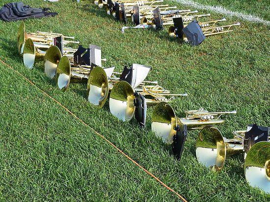 Сводный детский оркестр числом в тысячу исполнит Гимн Москвы