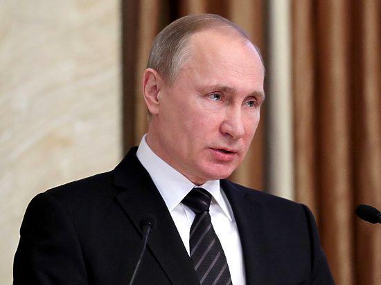 Путин обвинил НАТО в постоянном провоцировании России