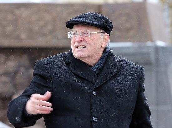 Жириновский напророчил появление нового правительства РФ в мае