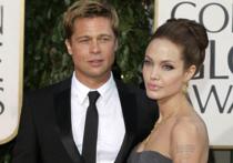 Джоли, всплакнув, впервые рассказала о разводе с Питтом