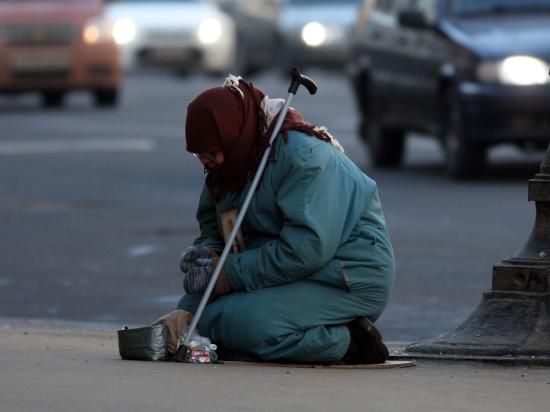 В российском парламенте посоветовали голодающей пенсионерке устроиться на работу