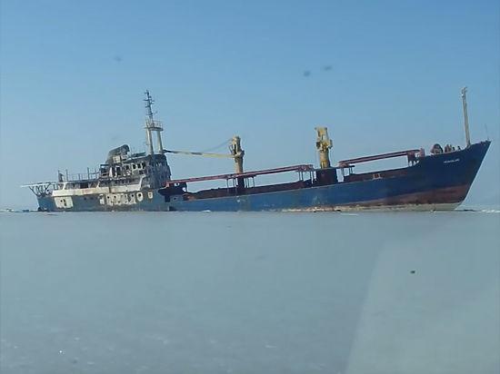 «Корабль-призрак» едва не погиб в Амурском заливе