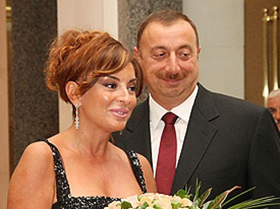 Глава Азербайджана Алиев сделал свою жену первым вице-президентом