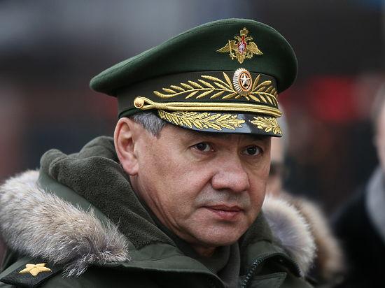 Шойгу предложил Западу поискать «зверя», способного напугать «русского медведя»