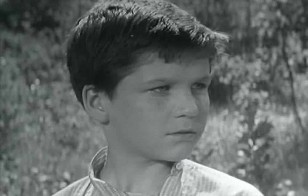 Кинороли Виталия Чуркина: в юности он снялся в трех картинах