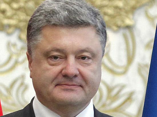 Порошенко допустил географическую ошибку, говоря об угрозе войны с Россией