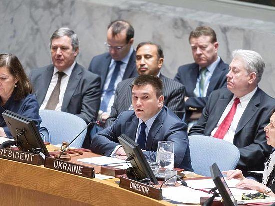 Глава МИД Украины считает, что Кремль злоупотребляет своими полномочиями