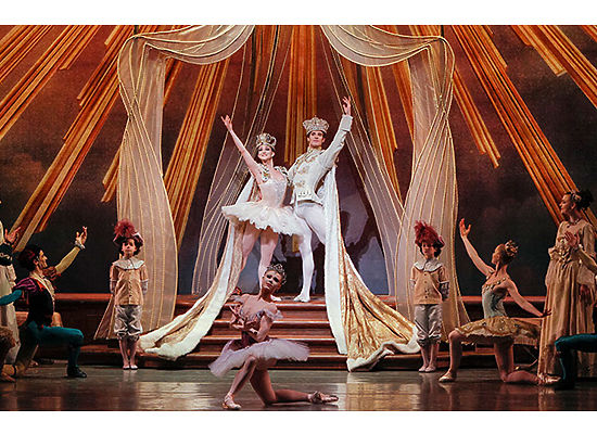 «Спящая красавица» в Сити-балете