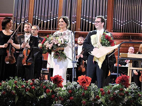 Сопрано Аида Гарифуллина дала сольный концерт в БЗК