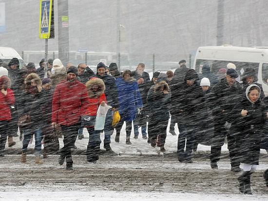 Исследование показало, что снегопады опасны для жизни мужчин