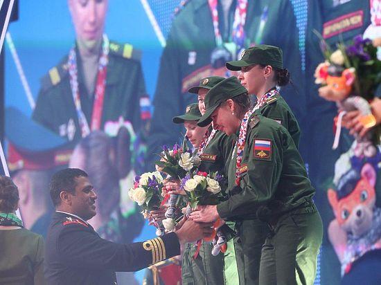В Сочи впервые прошли Всемирные военные игры