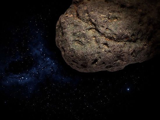 Само по себе столкновение астероида с планетой при этом стало бы меньшей из проблем