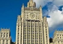 Российский МИД шокирован отзывом посла Молдавии из Москвы