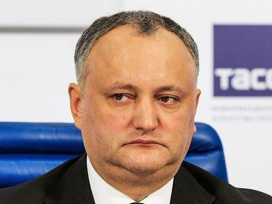 Отзыв посла Молдавии из России связали с интригами США