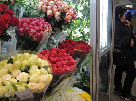 Самый большой свадебный букет россии собрали ростовские флористы, красивые букет цветов на день рождения девушке