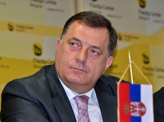 Президент Республики Сербской считает, что крымский вопрос решен окончательно