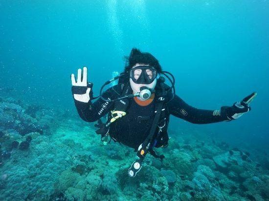 Жительница Твери покорила все океаны