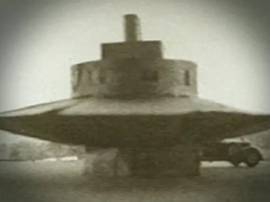 Историю упавшей в США «летающей тарелки» рассмотрели в новом качестве