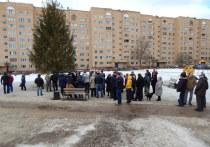 Частная управляющая компания из Подольска ООО «УК Август ЖКХ» пытается прийти в Оболенск