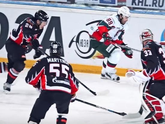Сегодня «Ак Барс» начнет серию плей-офф с «Авангардом» в Омске