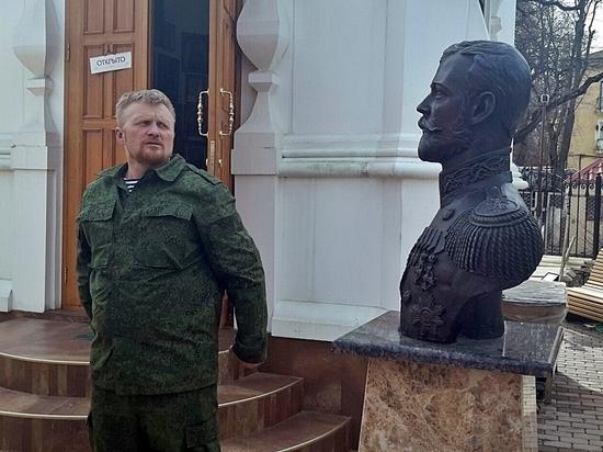 Чудо Поклонской: памятник Николаю II стал самым посещаемым в Крыму