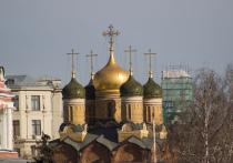 Отреставрировать здание  Знаменского монастыря в центре столицы планирует Минкульт