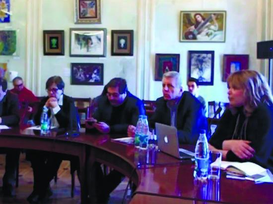 Быков удивил коллегию по жалобам на прессу, ответив «несостоявшейся журналистке»