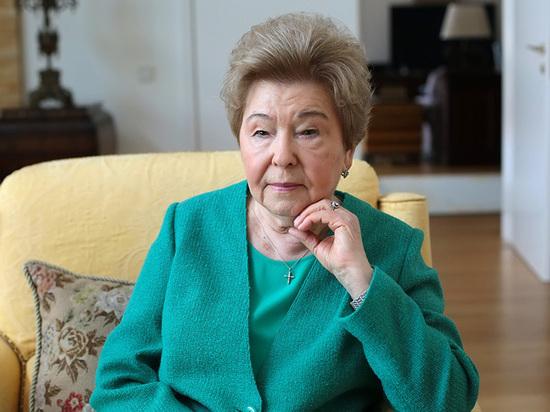 Наина Ельцина: «Выходя замуж, любая женщина должна понимать: она жертвует многим»