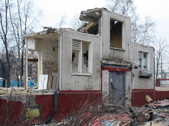 Москва собирается избавиться от всех пятиэтажных домов