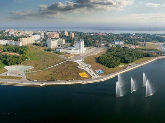 В Чебоксарах формируют новую городскую среду