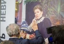 В Казани живописными полотнами любуются слепые и слабовидящие