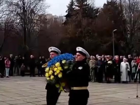 В стиле Рэмбо: День добровольца в Одессе отпраздновали принудительно